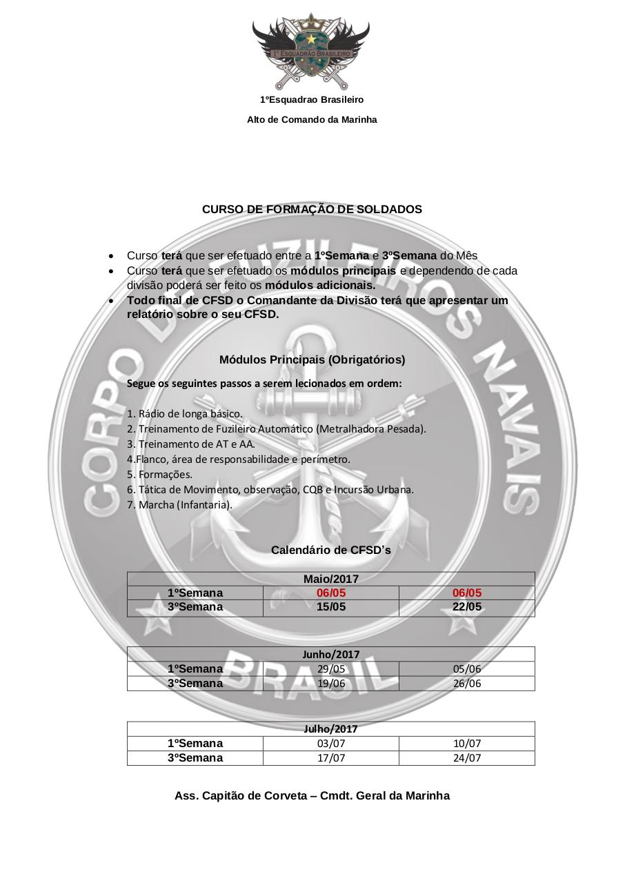 Document preview CFSD DATAS MARINHA.pdf - page 1/1