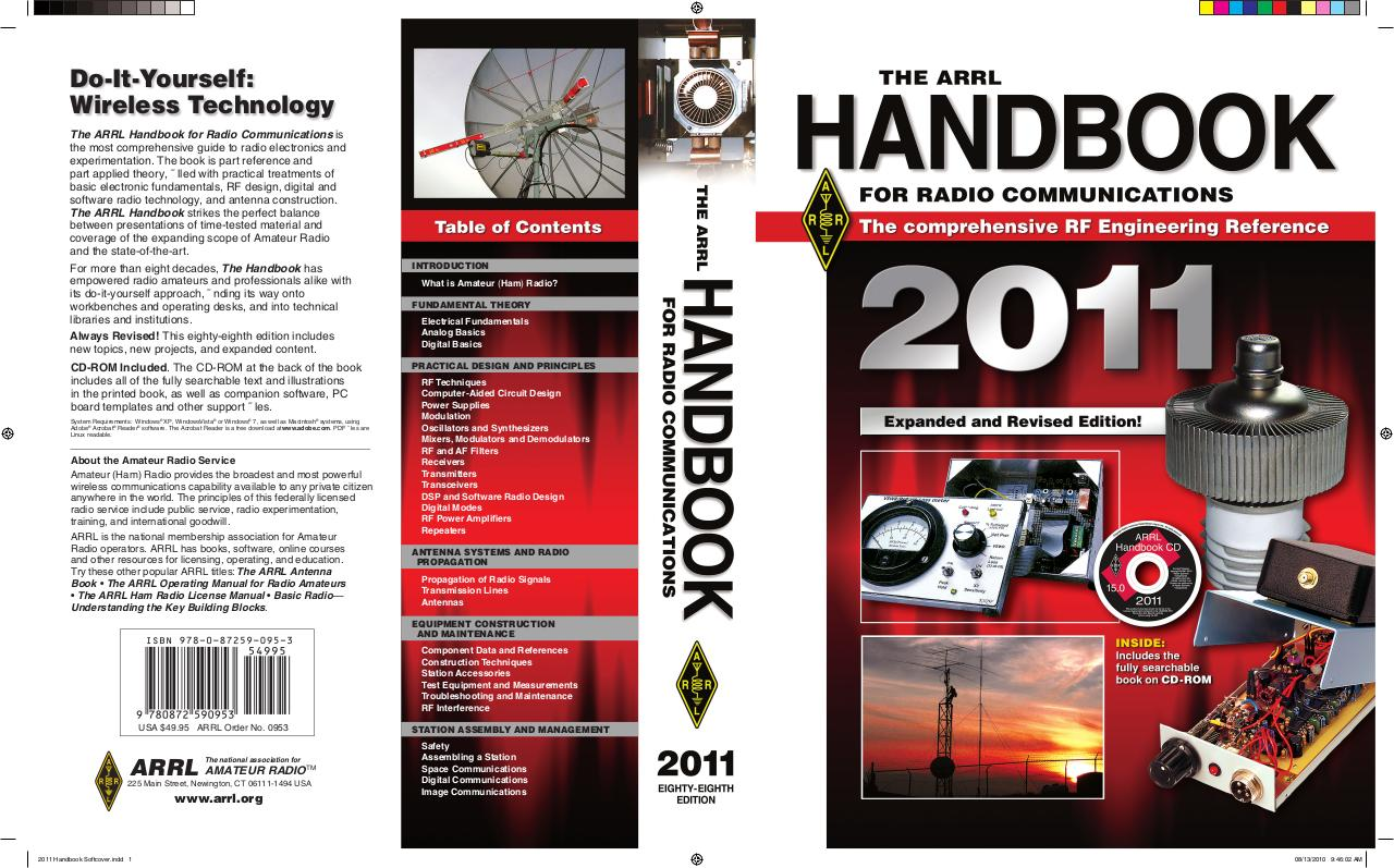 The ARRL Handbook for Radio Communications 2011.pdf - page 1/1376