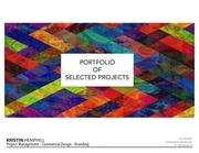 k hemphill selected pm portfolio r