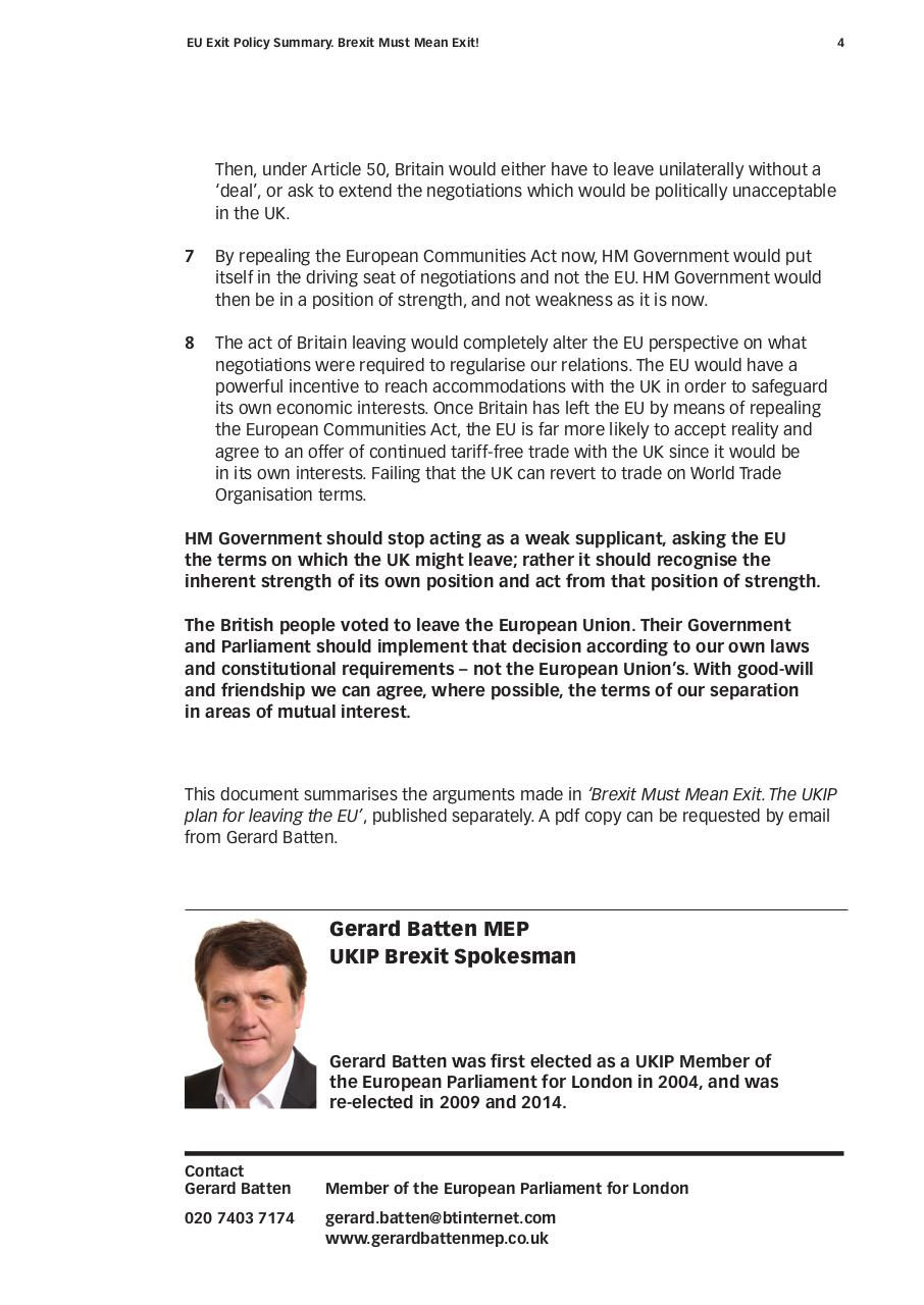 Document preview Brexit Must Mean Exit. 04.05.17.pdf - page 4/4
