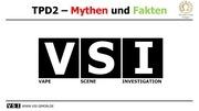 tpd mythen