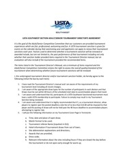 2018 adult senior tournament director agreement