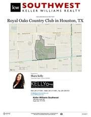 royal oaks neighborhood report