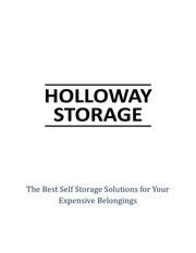 the best self storage solutions