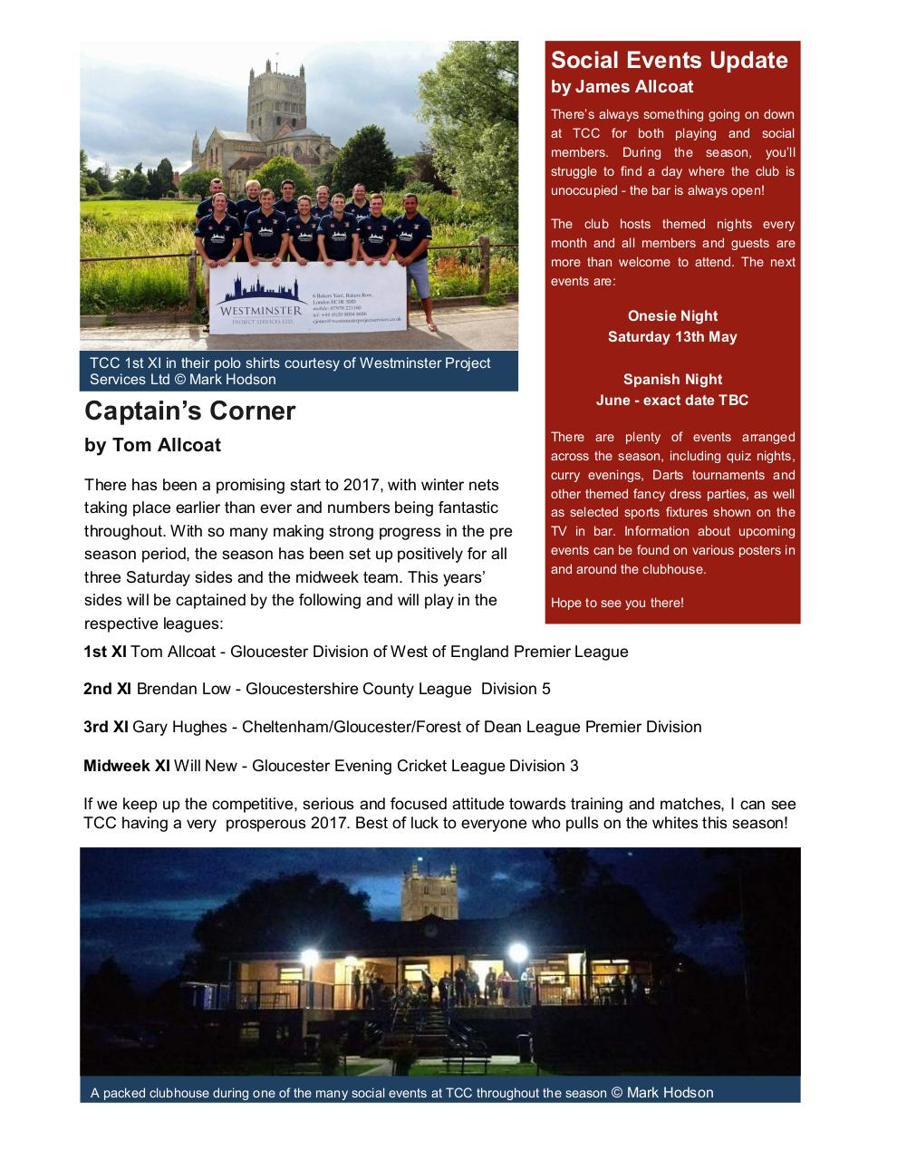 Document preview TCC Newsletter - Spring 2017.pdf - page 2/4