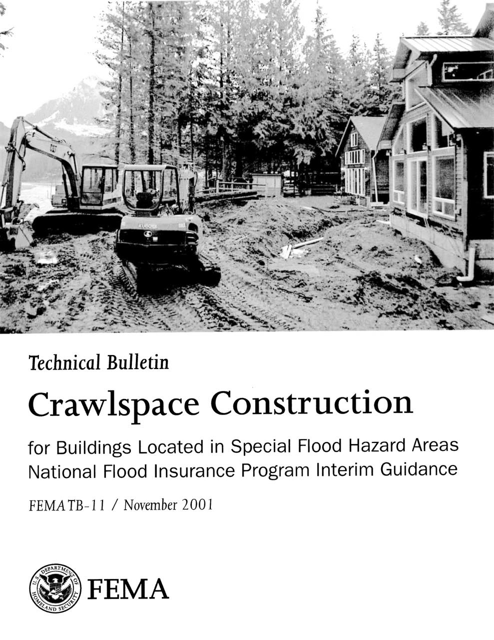 FEMA_Technical_Bulletin_Crawlspace_Construction.pdf - page 1/14