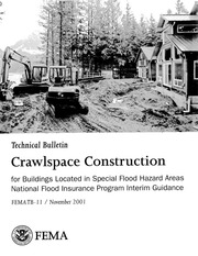 fema technical bulletin crawlspace construction
