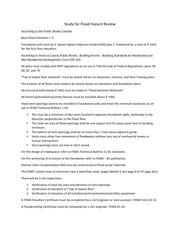 PDF Document study for flood hazard review