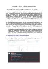 PDF Document comment la france insoumise fait campagne