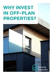 why invest in off plan properties whitepaper