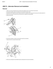 PDF Document 2005 tl alternator removal and installation