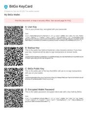 test 3 spear bitgo keycard for my bitgo wallet