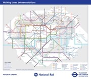 walking tube map zones 1 3