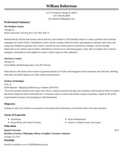 william robertson resume 1 4
