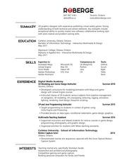 akito roberge resume