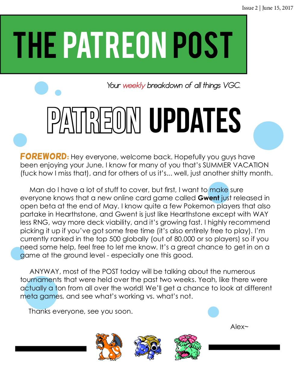 Document preview The Patreon Post 2.1.pdf - page 1/5
