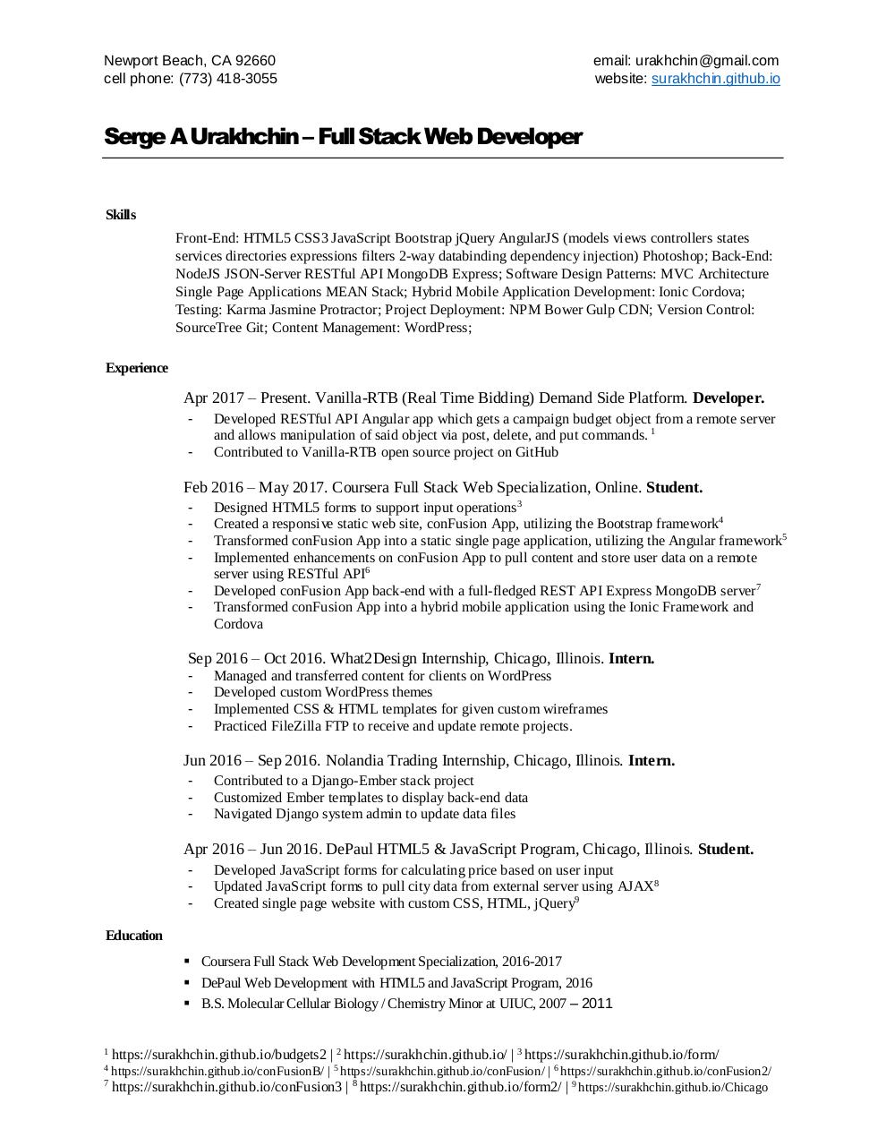 100 node js resume resume for cynthia ozick