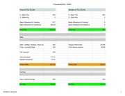 finances married sheet1