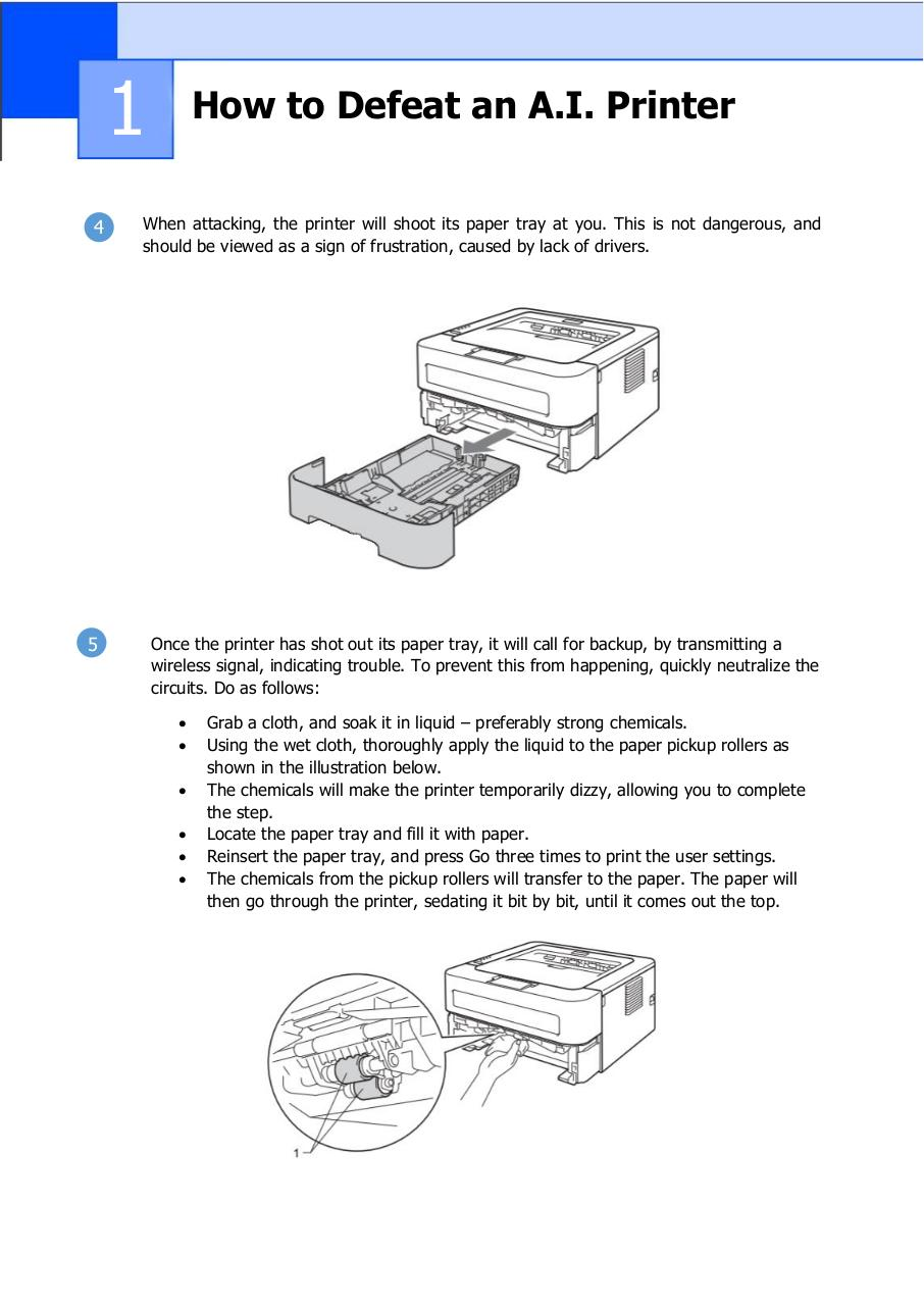Document preview How to Defeat an A.I. Printer.pdf - page 3/5