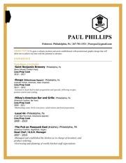 paulp resume summer17