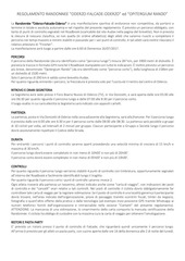 regolamento randonnee pedaleopitergino
