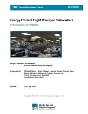 et16pge1971 flight dishwasher report final