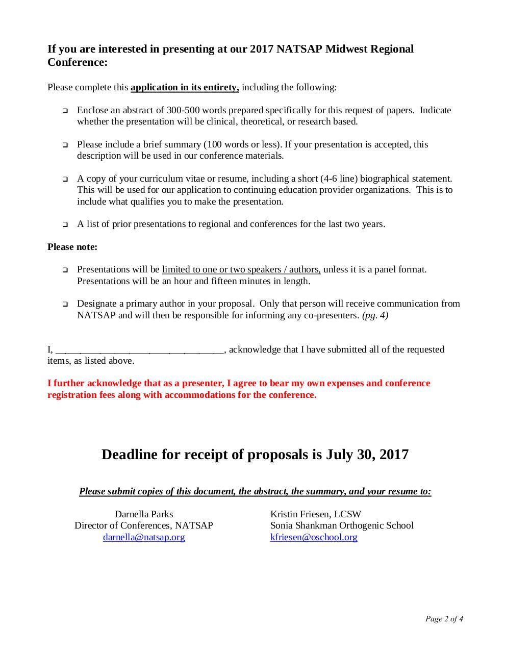 2017 Midwest Regional Conf CFP (1).pdf - page 2/4