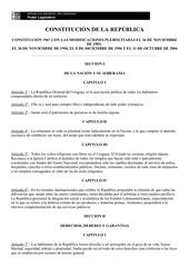 PDF Document constituci n de la rep blica parlamento