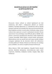radykalizacja pdf