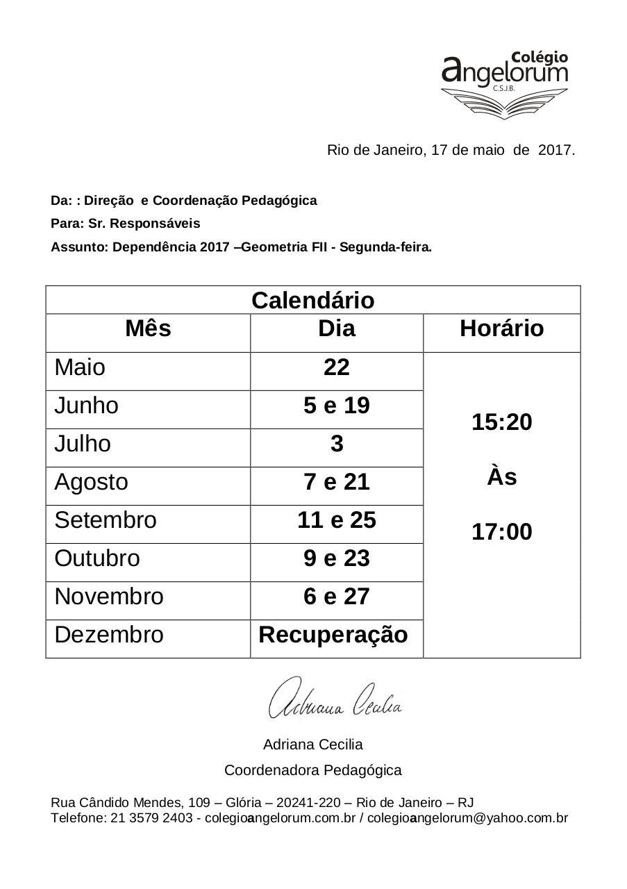 Calendario F2.Calendario Dependencia 2017 Geometria F2 By Mirellye