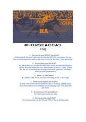 horseaccas