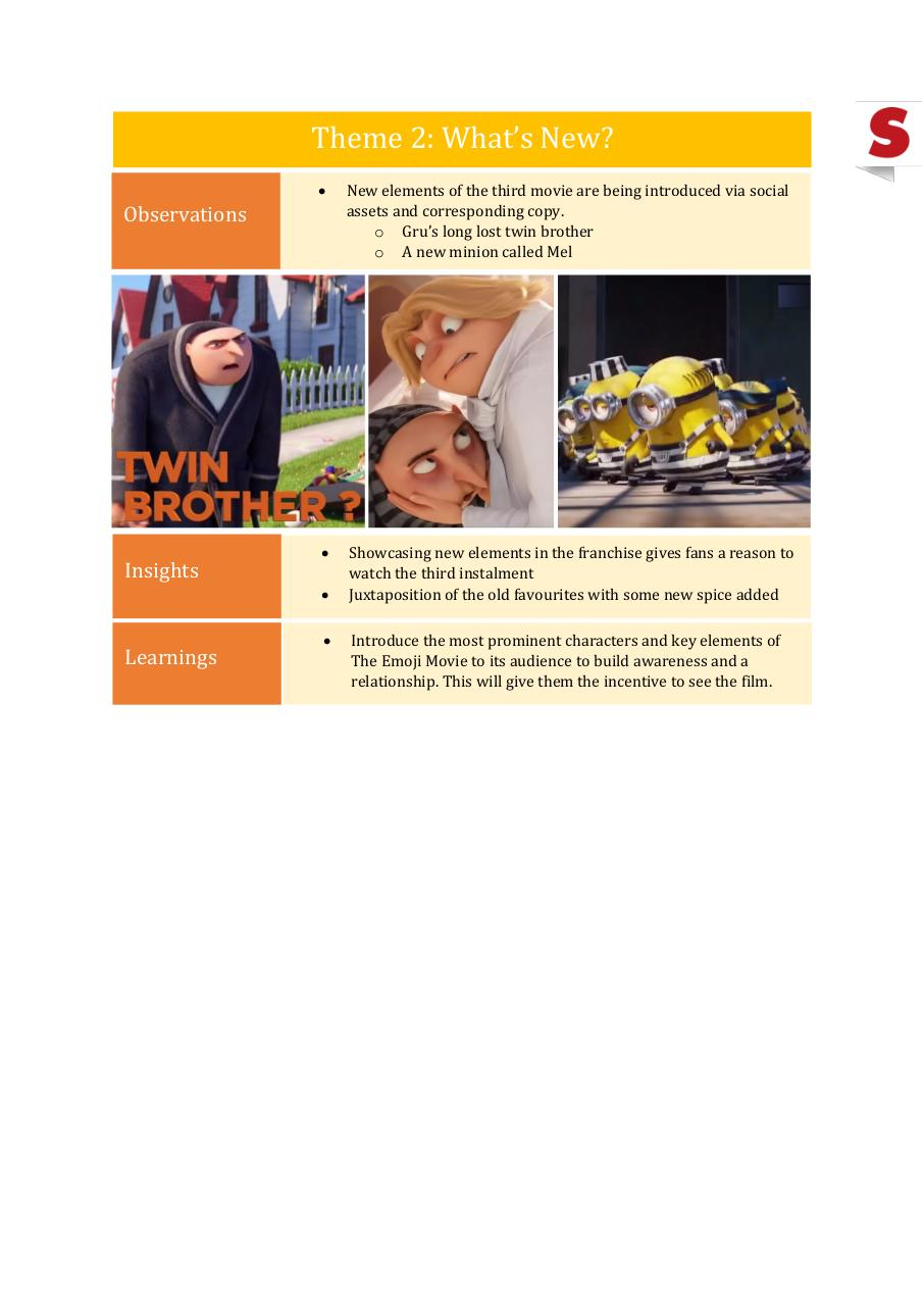 Document preview Digital Overview - Despicable Me 3.pdf - page 2/3