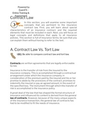 3 contract law 1