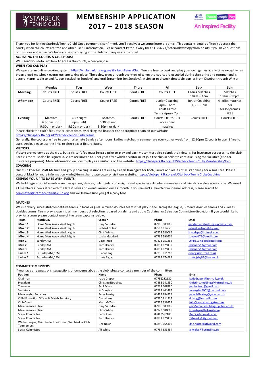 Starbeck Tennis Club Application Form 2017.pdf - page 2/2