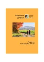 PDF Document programm geistliches zentrum herbst winter 2017 gdb