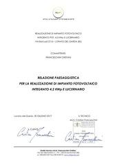PDF Document relazione paesistica