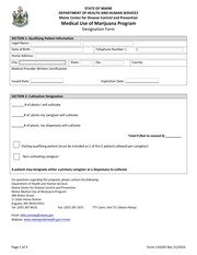 PDF Document designation form fillable