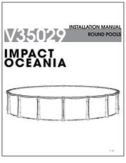 v35029 impact oceania round installation manual