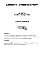 fmt 25 series handbook