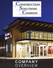 construction solutions brochure