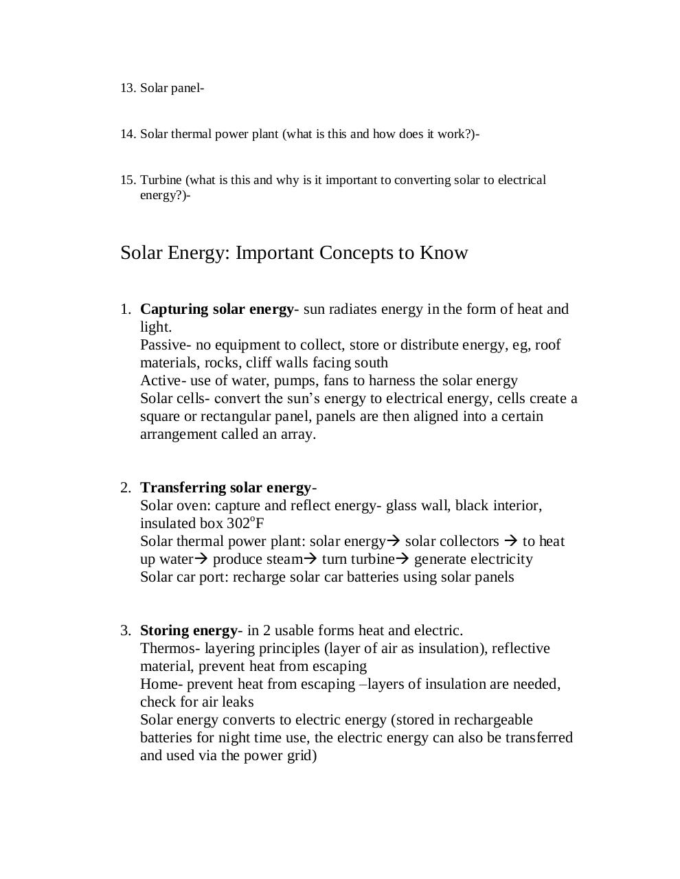 Document preview Solar Terms and Concepts.pdf - page 2/2