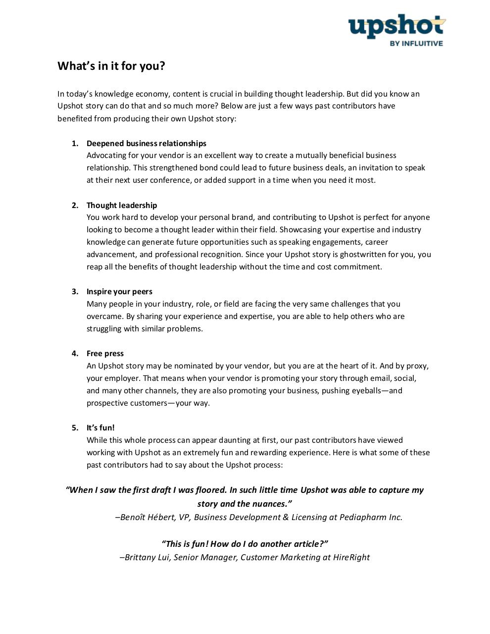 Document preview Contributor Welcome Package (1).pdf - page 2/4