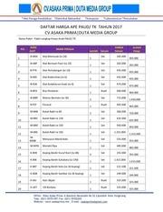 rab ape 25jt paket lengkap kreasi anak paud tk dak 2017