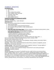 infektivne anamneza i status