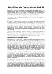 PDF Document manifest cps
