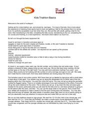 PDF Document 2017 kids triathlon basics