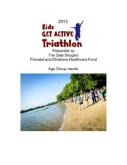 2013 kids get active triathlon results