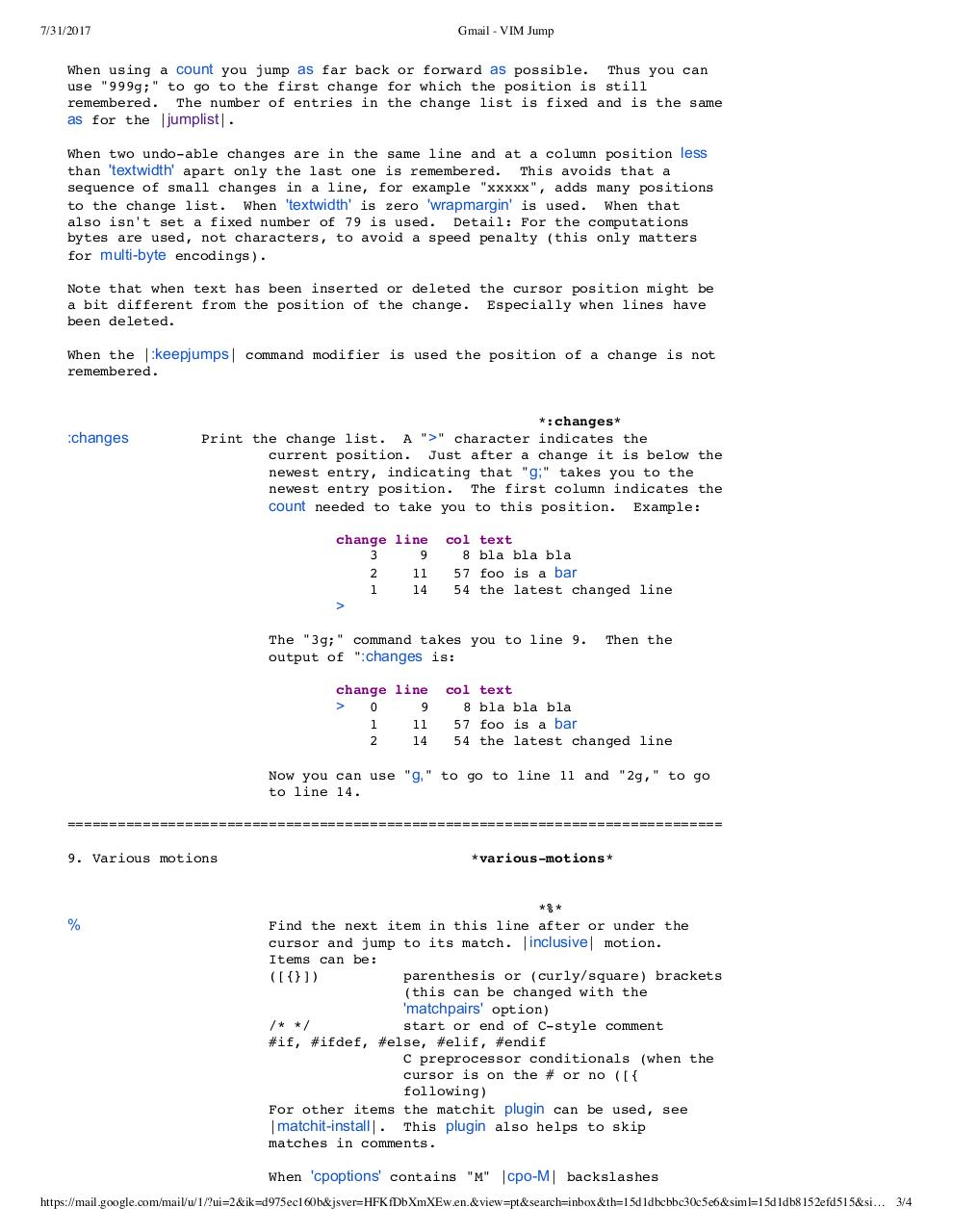 Document preview VIM Jump help.pdf - page 3/4