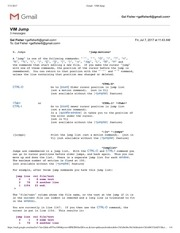 PDF Document vim jump help