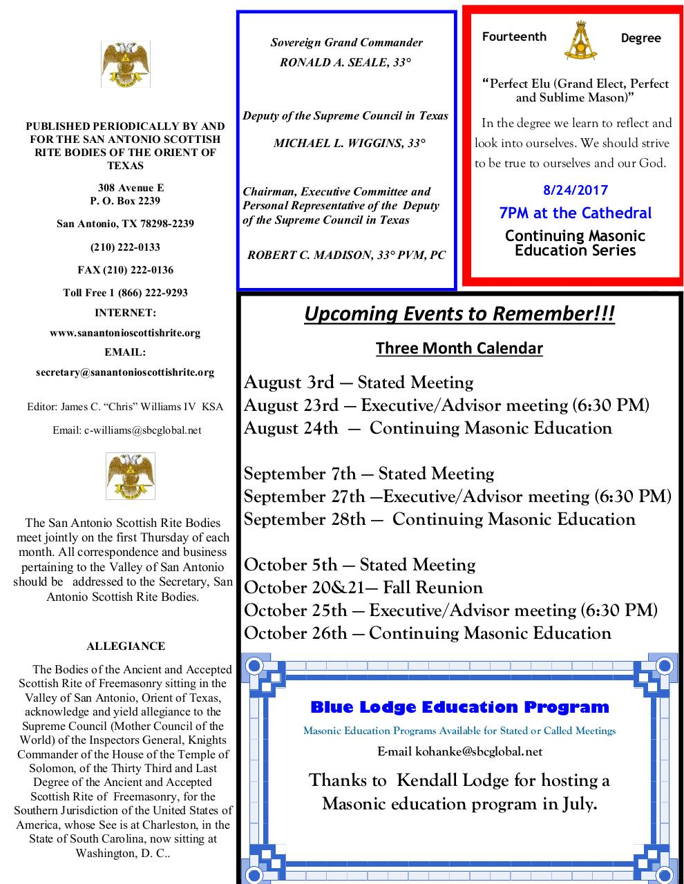 Scottish Rite News August 2017.pdf - page 2/20